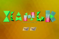 Xcangk Startscreen